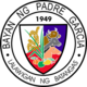 Official seal of Padre Garcia
