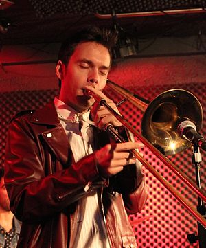 Paul The Trombonist - Image: Paul The Trombonist