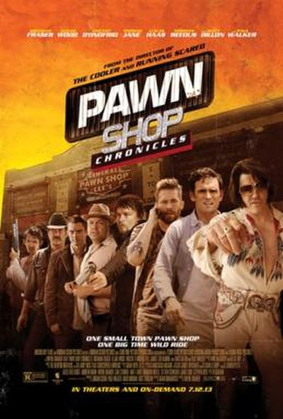 Picture of a movie: Pawn Shop Chronicles