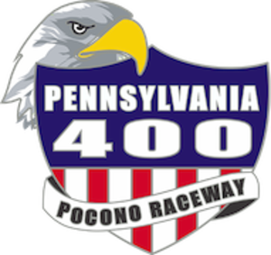 Overton's 400 - Race logo used in 2012 and 2016