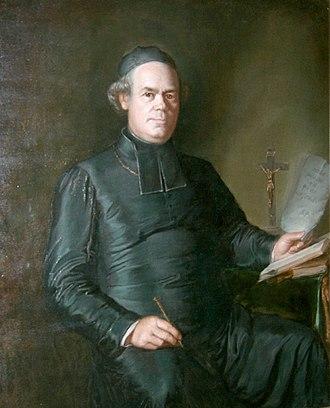 Abbeville, Louisiana - Père Antoine Désiré Mégret