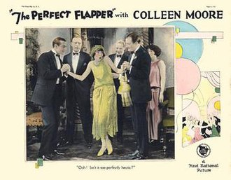The Perfect Flapper - Image: Perfect flapper