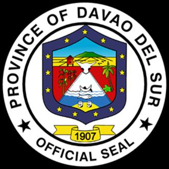 Davao del Sur - Image: Ph seal davao del sur