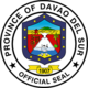 Official seal of Davao del Sur