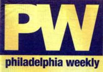 Philadelphia Weekly - Image: Philadelphia Weekly (logo)