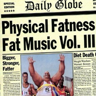Physical Fatness - Image: Physical Fatness albumcover