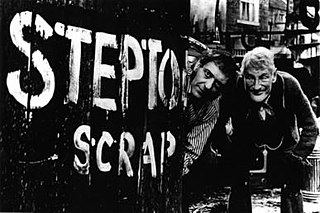 <i>Steptoe and Son</i> British sitcom