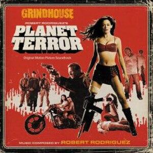 Planet Terror (soundtrack) - Image: Planet Terror soundtrack