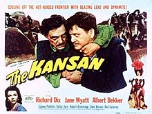 Poster of the movie The Kansan.jpg