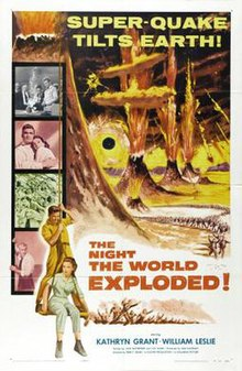 The Night the World Exploded movie