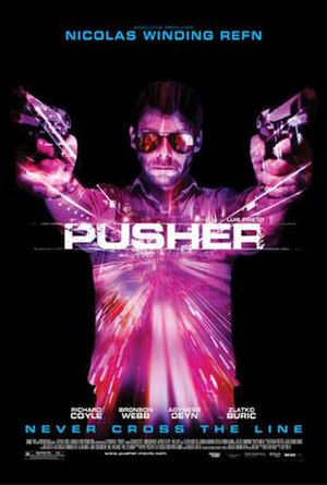 Pusher (2012 film) - Image: Pusher (2012 film)