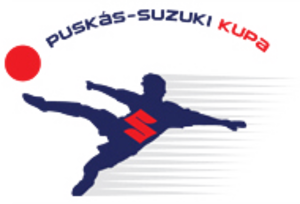 Puskás Cup - Image: Puskás Cup Logo