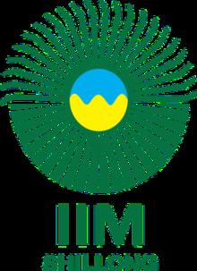 Rajiv Gandhi Indian Institute of Management Shillong logo.png