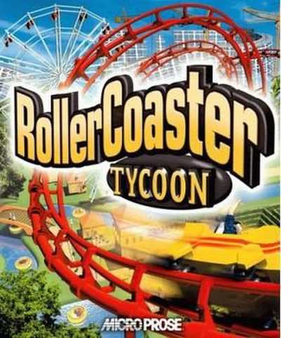 Picture of a game: Rollercoaster Tycoon