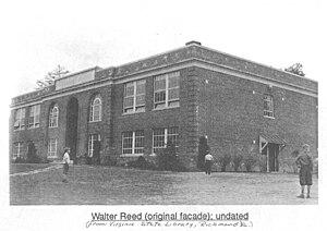 Westover, Arlington, Virginia - Walter Reed School, circa 1939