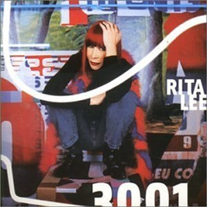 3001 (Rita Lee album) - Image: Rita Lee 3001