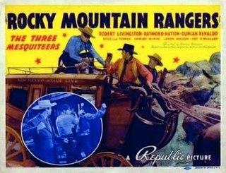 <i>Rocky Mountain Rangers</i> (film) 1940 film