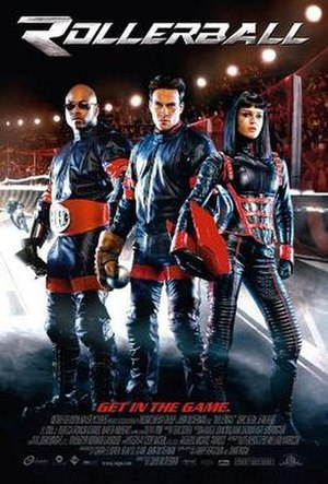 Rollerball (2002 film) - Theatrical release poster