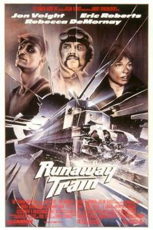 Runaway Train (film) - Promotional poster