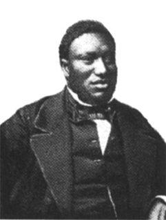 Samuel Ringgold Ward American newspaper editor