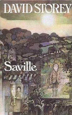 Saville (novel) - First edition