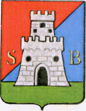 Scandriglia - Image: Scandriglia Stemma