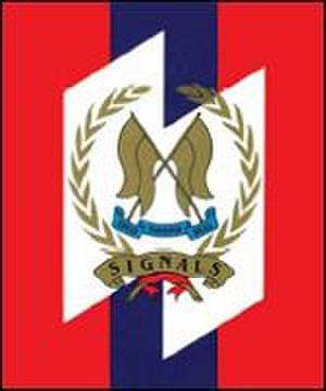 Singapore Signals - Image: Signals emblem