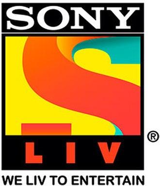 Sony Liv - Image: Sony LIV2017