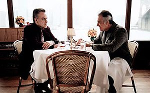 Watching Too Much Television - Image: Sopranos ep 407