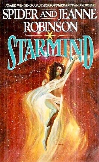 Starmind (novel) - First book edition