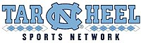 The current Tar Heel Sports Network logo