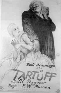 <i>Tartuffe</i> (1926 film) 1925 film by F. W. Murnau