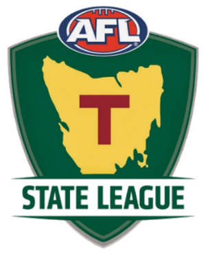 Tasmanian Football League - Image: Tasmanian sl logo