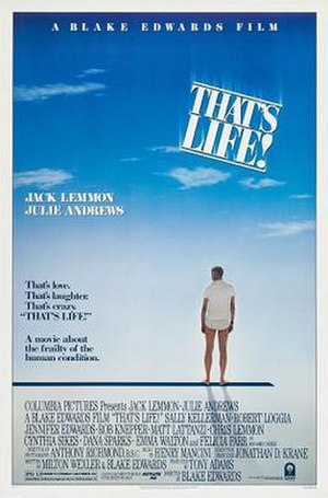 That's Life! (film) - Theatrical release poster