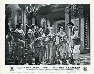 <i>The Avengers</i> (1950 film) 1950 film by John H. Auer