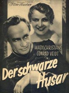 <i>The Black Hussar</i> (1932 film) 1932 film by Gerhard Lamprecht