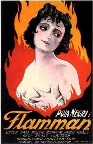 The Flame (1923 film) - Image: The Flame (1923 film)