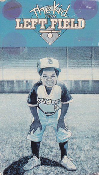 The Kid from Left Field (1979 film) - Cover of VHS release of movie
