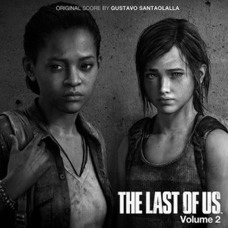 Music of The Last of Us - Image: The Last of Us Vol 2 soundtrack