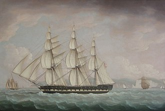 Thomas Buttersworth - Image: The London off the Seven Sisters