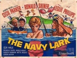 <i>The Navy Lark</i> (film) 1959 British film