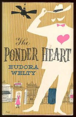 The Ponder Heart - 1954 Harcourt Brace edition