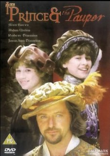 <i>The Prince and the Pauper</i> (2000 film) 2000 television film