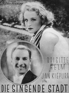 <i>The Singing City</i> 1930 film by Carmine Gallone