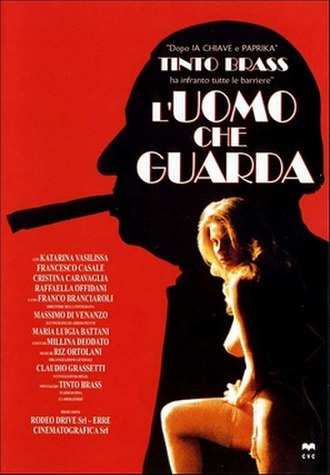 The Voyeur (1994 film) - Theatrical release poster