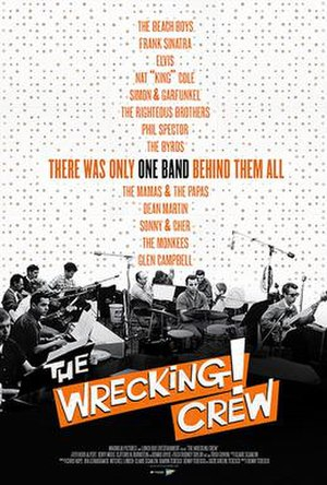 The Wrecking Crew (2008 film) - 2015 theatrical poster