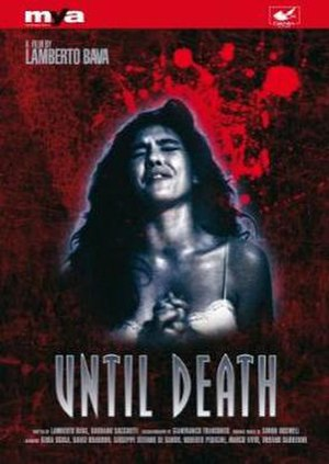 Until Death (1987 film) - DVD cover art