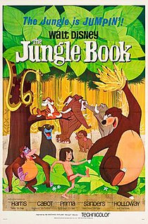 1967 American animated film produced by Walt Disney Productions