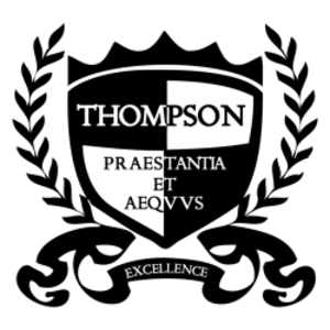 Myron B. Thompson Academy - Image: Thompson logo
