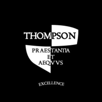 Myron B. Thompson Academy - Image: Thompson logo
